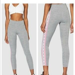 Nike Dri-Fit Women's One Crop Graphic Side Tights